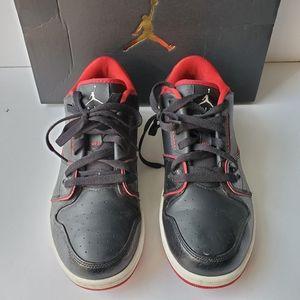 Nike Air Jordan First Class Mens Size 9 Black Red